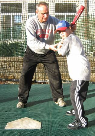 batting coach